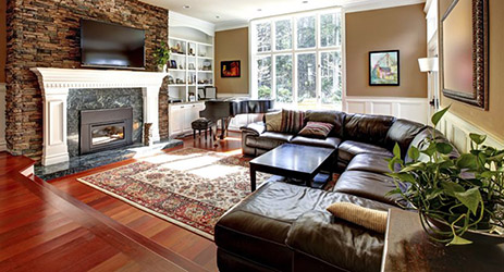 hardwood flooring products for living rooms